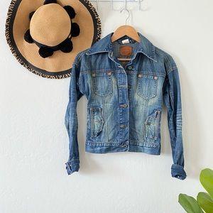 ✨ Vintage Levi's Denim Jean Jacket ✨